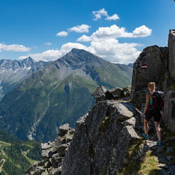 Der Tauernhöhenweg