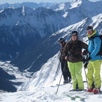Skitour@Markus Supersberger
