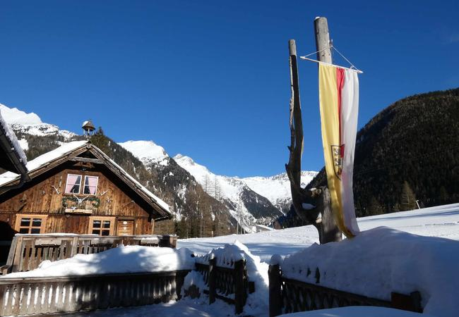 Raineralm Winter